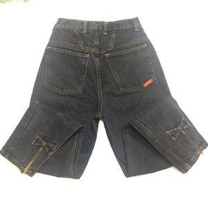 True Vintage  Bonjour High Waisted Mom Jeans Sz 25